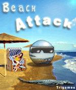 Handyspiel Beach Attack