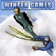 Handyspiel Epyx Winter Games