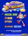 Handyspiel Super Bomberman