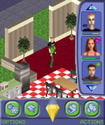 Handyspiel Die Sims 2