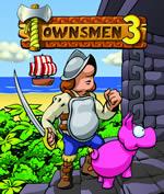 Handyspiel Townsmen 3
