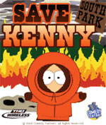 Handyspiel South Park Save Kenny