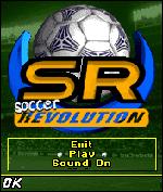 Handyspiel Soccer Revolution
