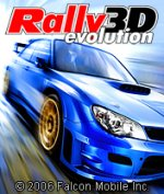 Handyspiel 3D Rally Evolution