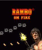 Handyspiel Rambo on Fire