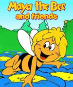 Handyspiel Maya the Bee and Friends