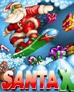 Handyspiel SantaX