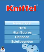 Handyspiel Kniffel