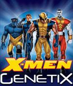 Handyspiel X-Men Genetix