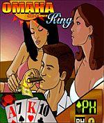 Handyspiel Omaha NoLimit King