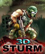 Handyspiel 3D Sturm