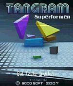 Handyspiel Tangram - Superformen