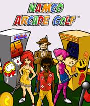 Handygame Namco Pac-Man Arcade Golf