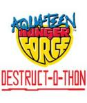 Handyspiel Aqua Teen Hunger Force - Destruct-o-thon