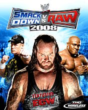 Handyspiel WWE Smackdown vs Raw 2008