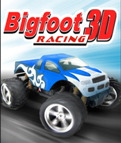 Handyspiel 3D Bigfoot Racing