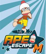 Handyspiel Ape Escape M